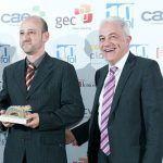 AEFOL concede a Oscar Fuente el Premio AEFOL Emprendedor 2011