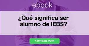 Qué significa ser alumno de IEBS