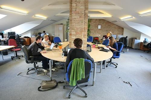 Los espacios de coworking se han convertido en un lugar clave para emprendedores y freelance