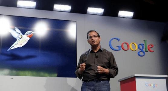google lanza google hummingbird o colibri