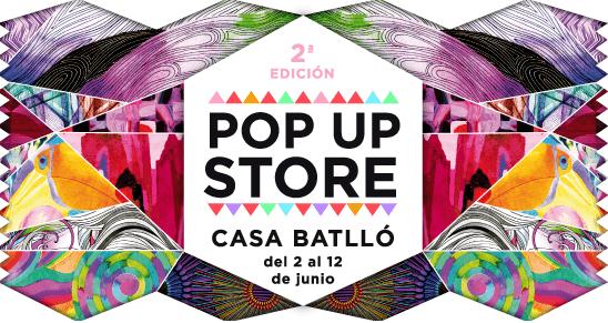 La firma Custo Barcelona, caso de éxito de pop up store