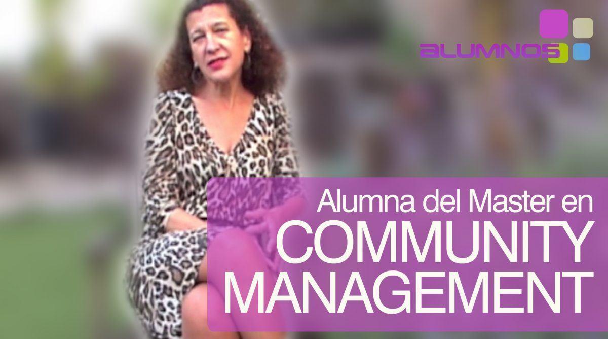 Milagros Luis Brito «Cursar el master de IEBS en Community Management ha sido la mejor decisión estratégica de mi vida»