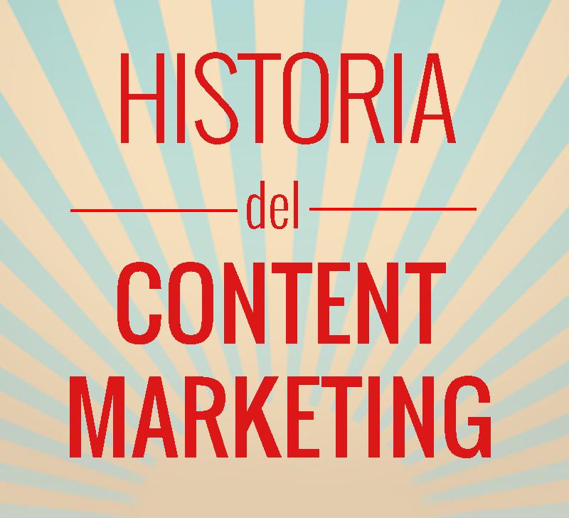 Breve historia del Marketing de Contenidos