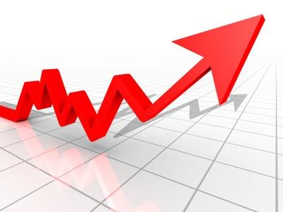La estacionalidad de las ventas online - a la alza flecha