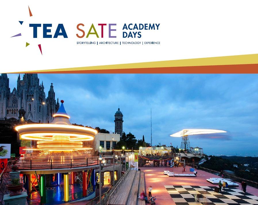 Dos profesores de IEBS participan en la 6º edición del SATE Academy Days de la Asociación de Themed Entertainment