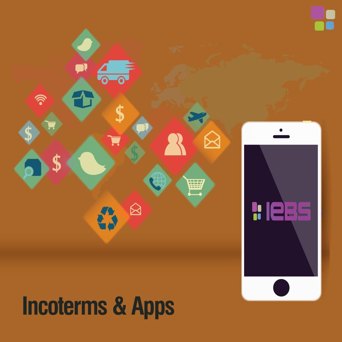 Incoterms y Apps: máximos aliados del comercio exterior