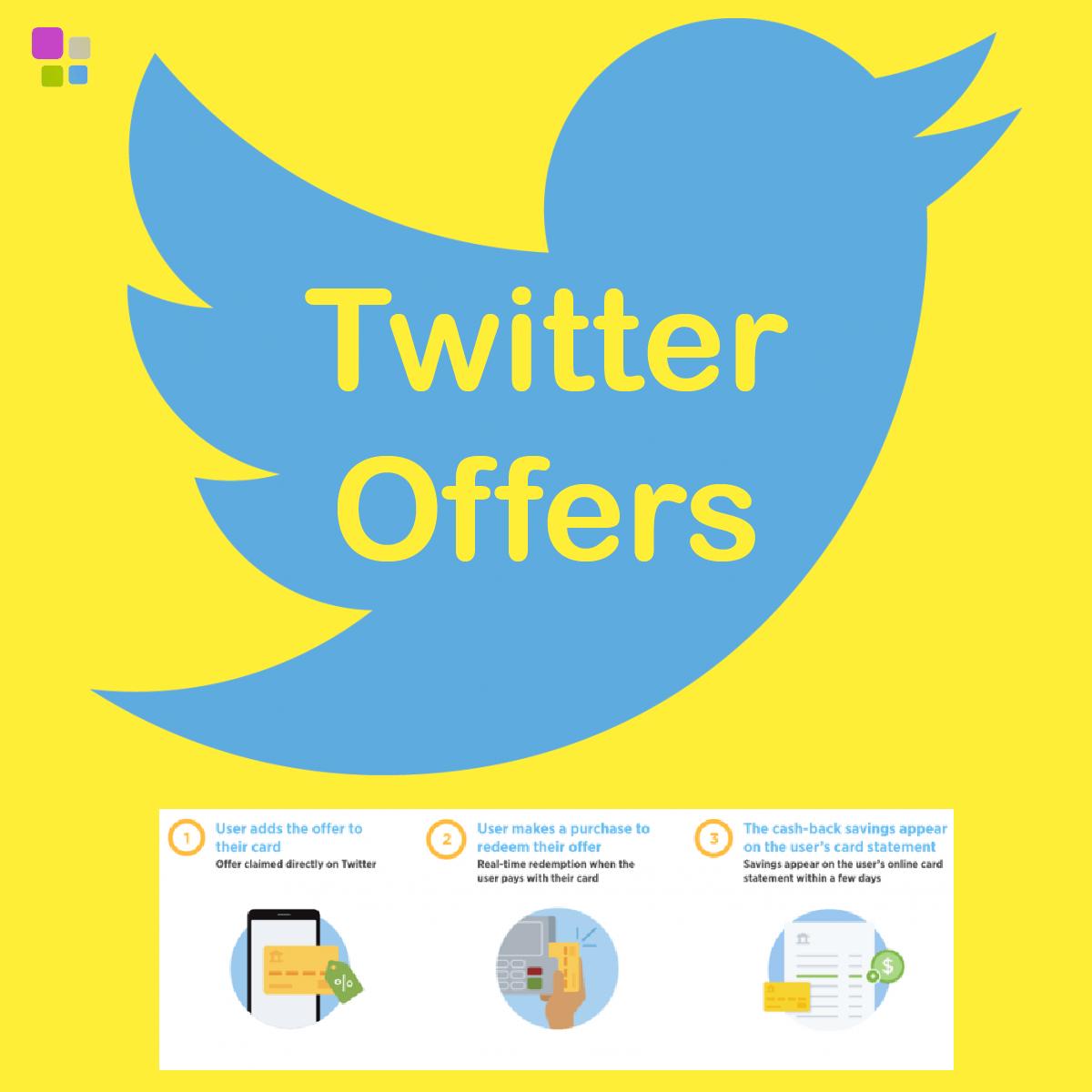 Twitter Offers: la nueva herramienta para el e-Commerce
