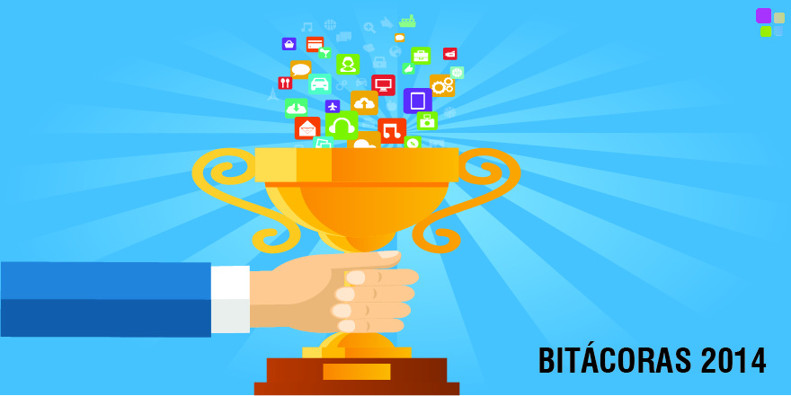 Premios Bitácoras 2014. Los mejores blogs en la red. - bitacoras 2014 TW1