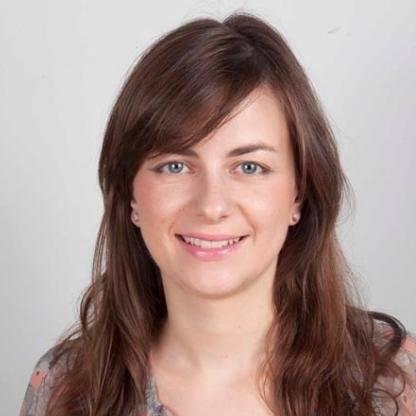 """""""IEBS es dinámico, práctico y exigente"""" Kasia Adamowicz, emprendedora y alumna IEBS."""