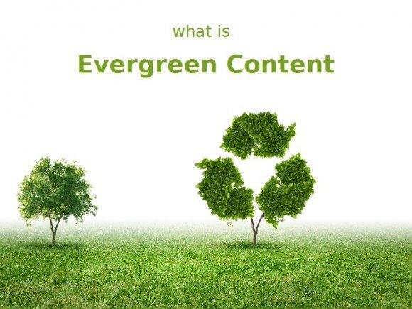 Por qué nos encanta el Contenido Evergreen