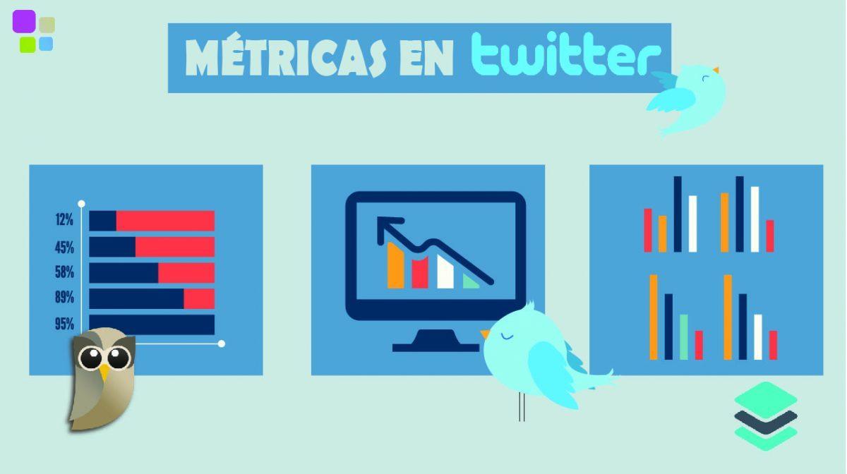 5 métricas clave que necesitas para usar y entender Twitter - metrics twitter