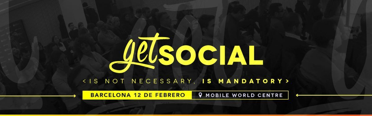 Smash Tech Get Social: Evento Social Media en Barcelona