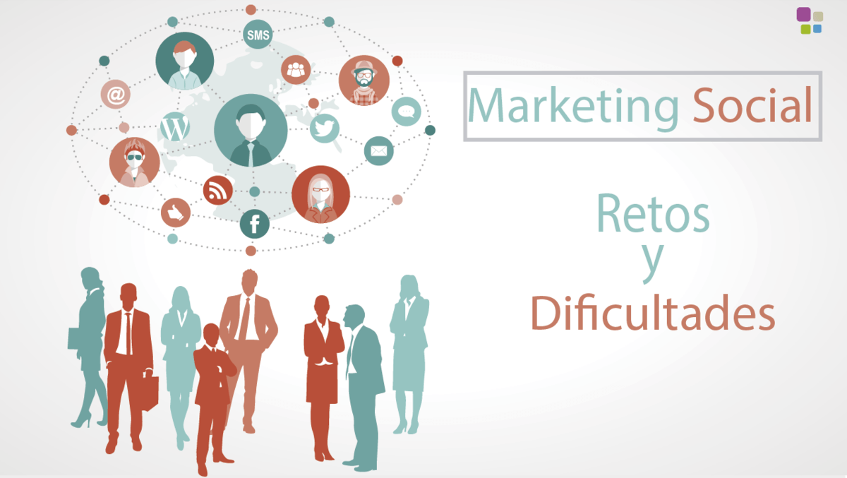 Marketing social: retos y dificultades
