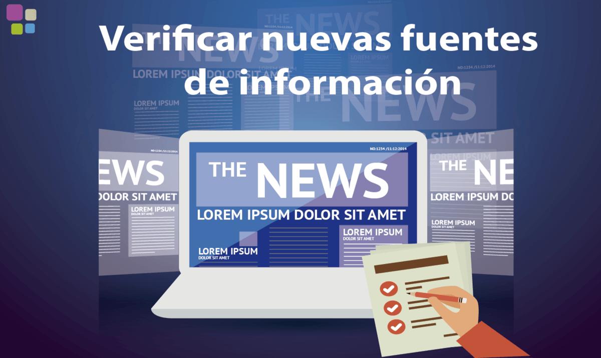 Cómo verificar las fuentes de información en el Periodismo digital