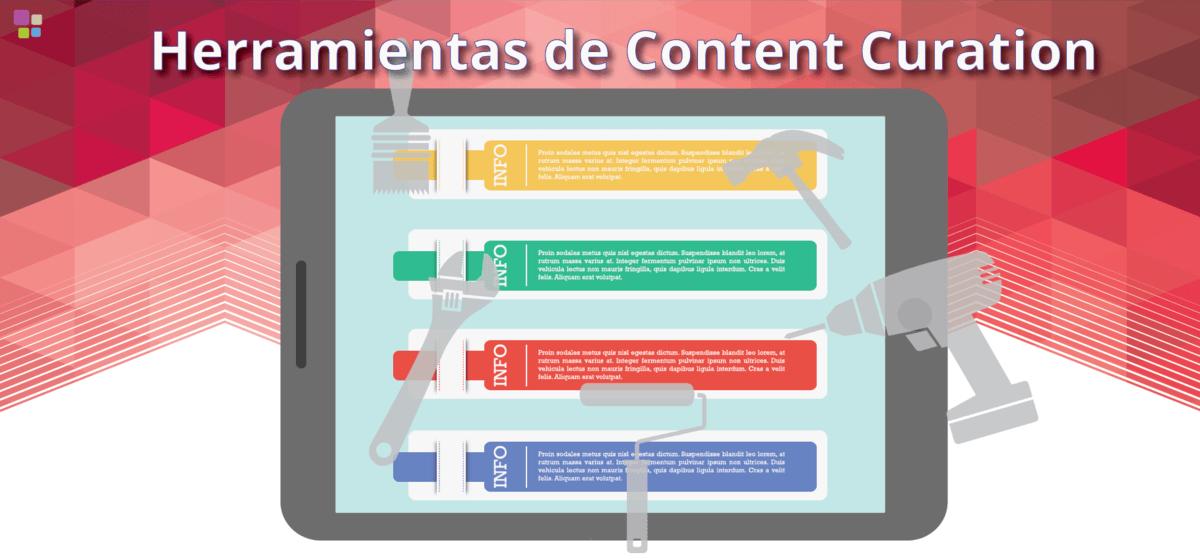 Herramientas de Content Curation