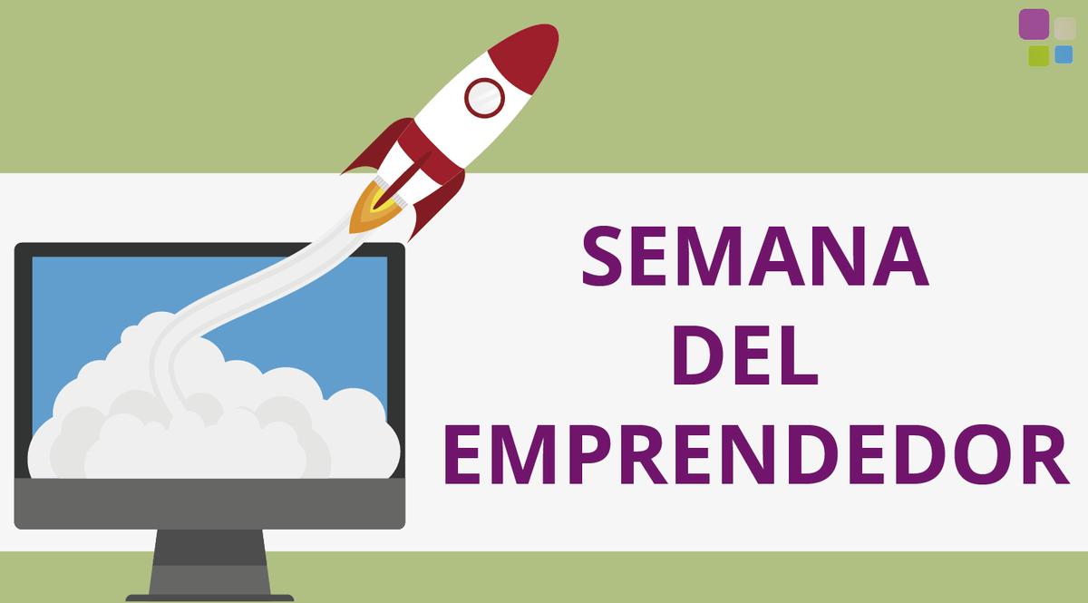 """Ponemos en marcha """"La semana del emprendedor en IEBS"""" - Emprendedor 1"""