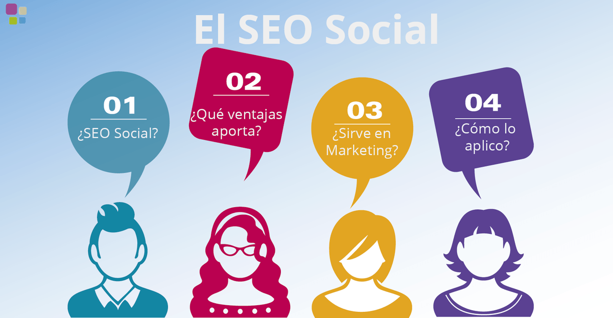 seo social aplicado al marketing