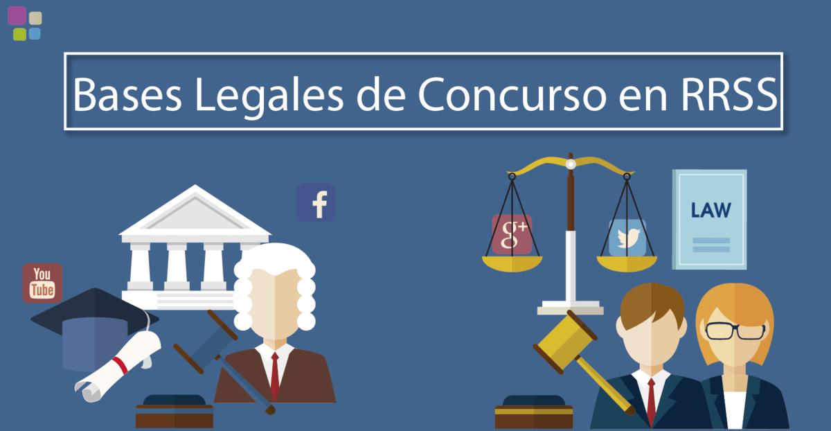 bases legales concursos en redes sociales