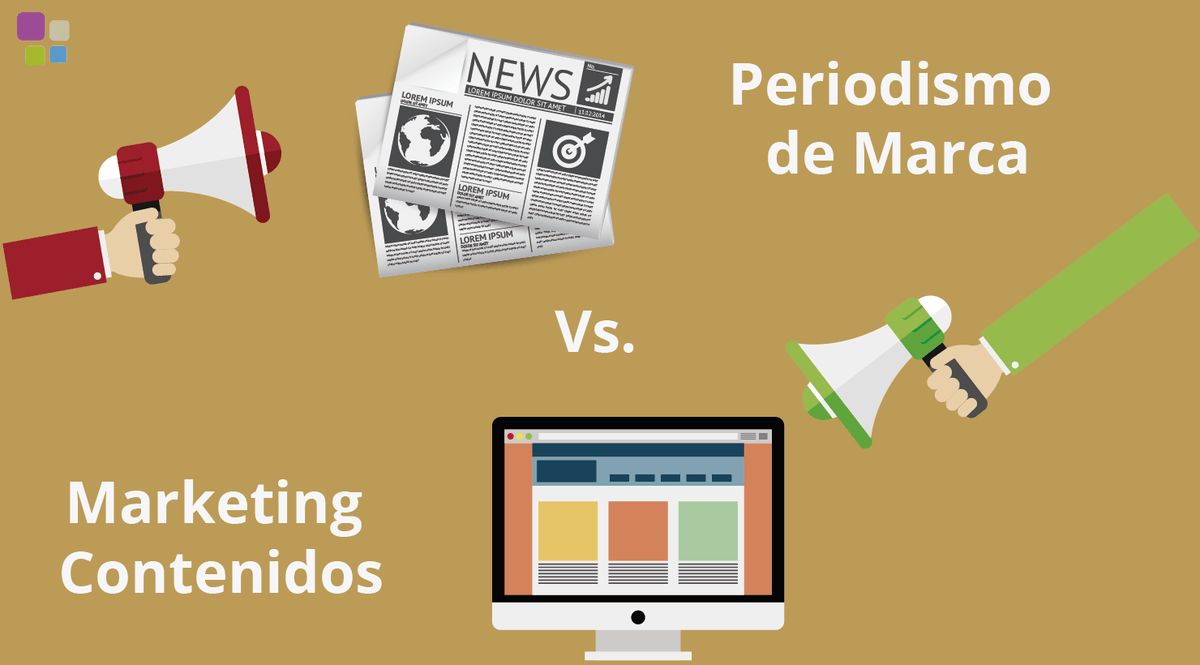 Periodismo de Marca versus Marketing de Contenidos