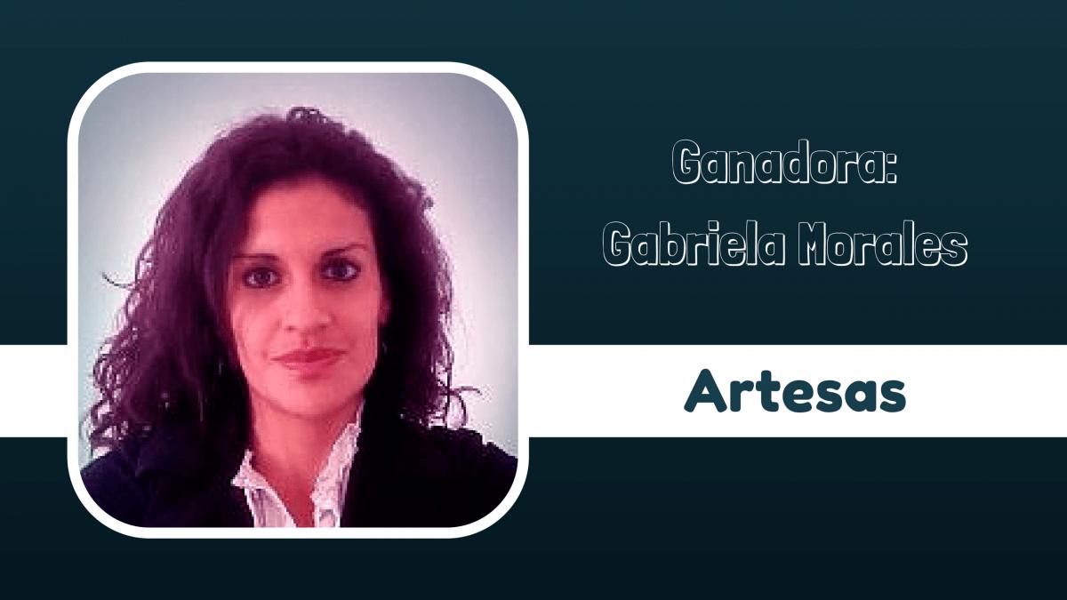 Sin formación, eres un coche más a gasolina Gabriela Morales, ganadora de «La semana del Emprendedor»