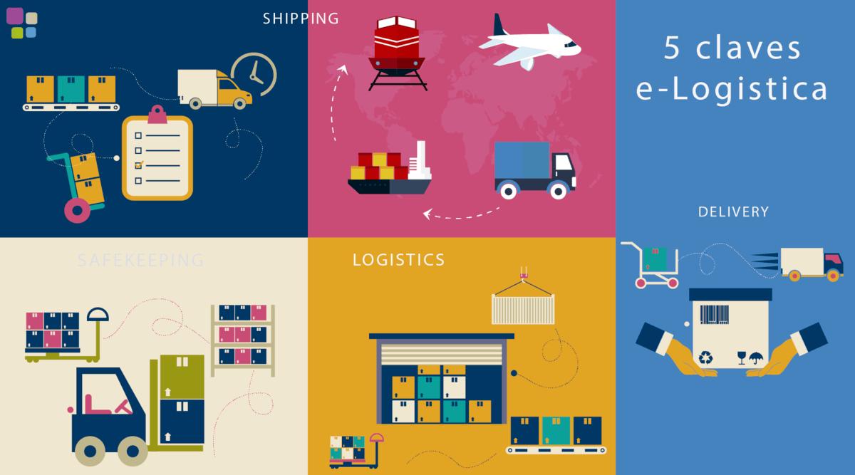5 buenas claves e-logistica