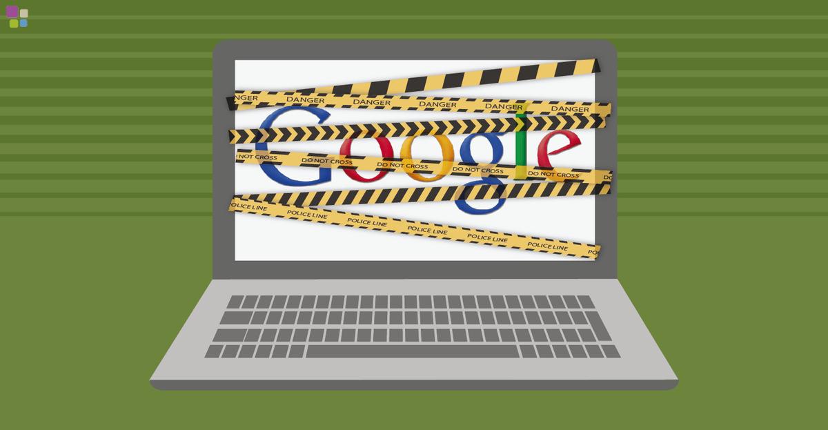 la penalización google en tu web