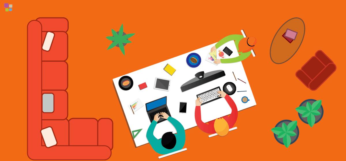 Nuevos espacios de trabajo para motivar a tus empleados
