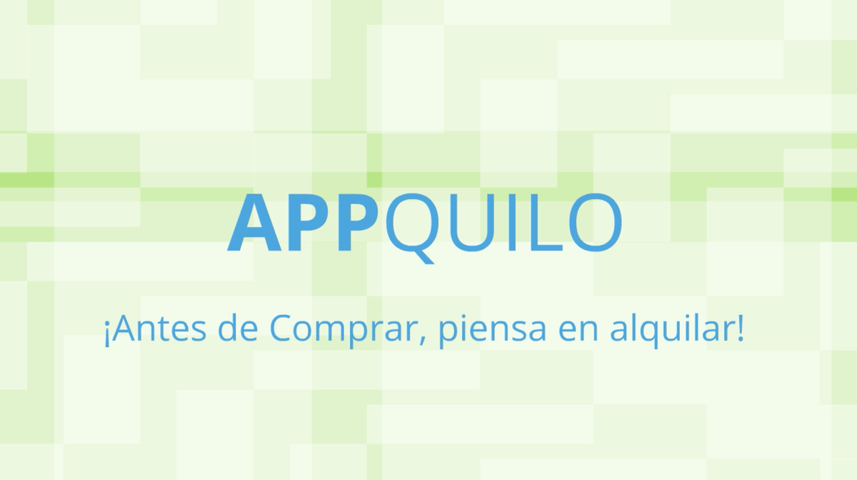 """IEBS incuba Appquilo, un proyecto ganador de  """"La semana del Emprendedor"""""""