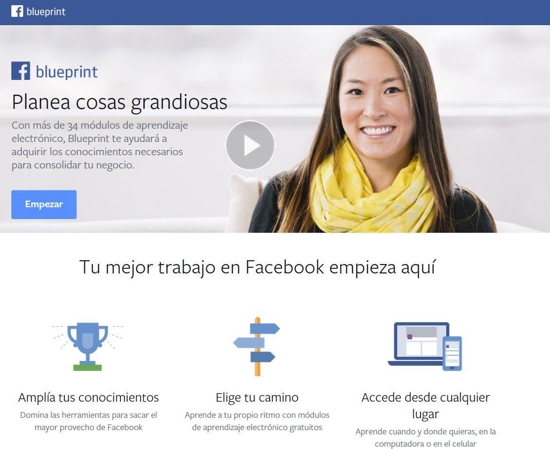 BluePrint, la nueva herramienta de Facebook