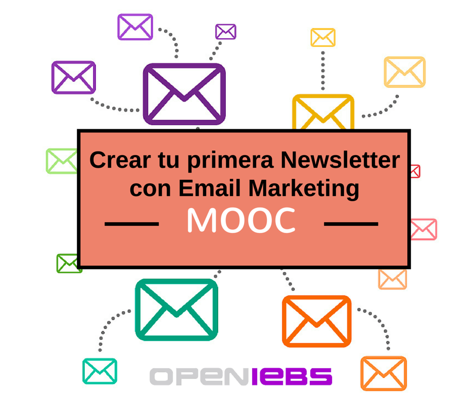 Lanzamos nuevo MOOC: Aprende a crear tu primera Newsletter con Email Marketing