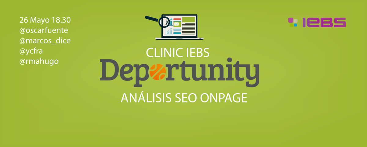 Clinic IEBS seo on page