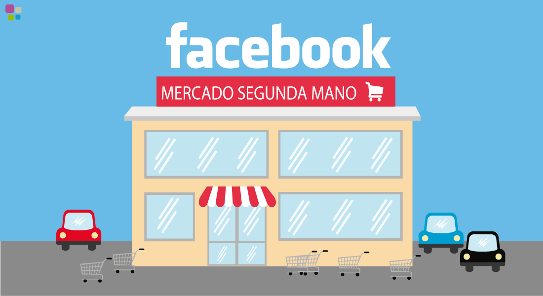 El nuevo mercado de segunda mano de Facebook