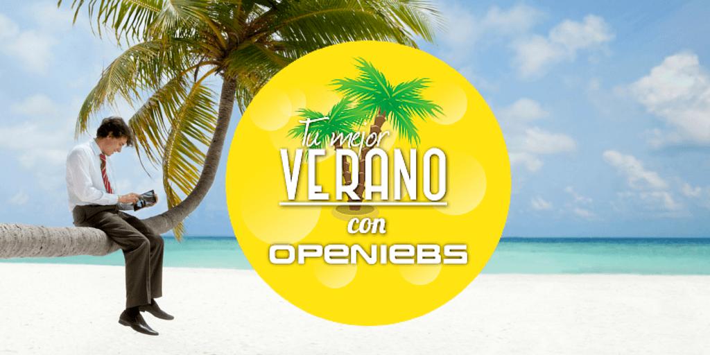 Cursos Verano Open IEBS