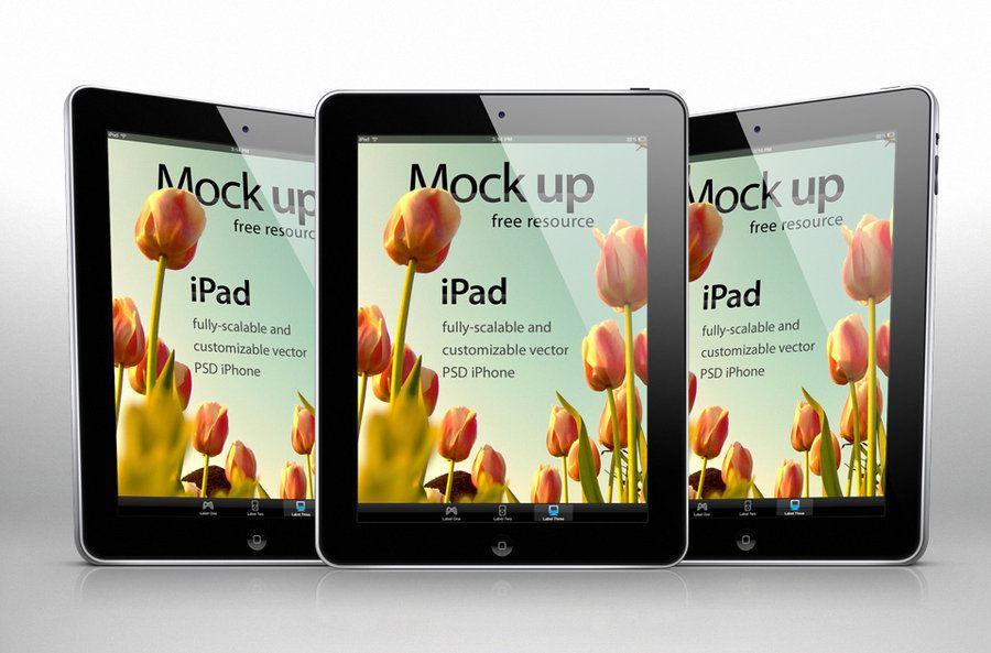 Mockups, plantillas para tu diseño web