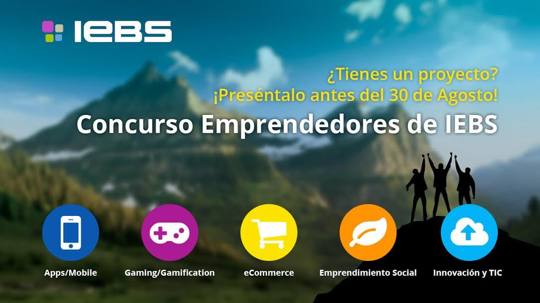 Ponemos en marcha la 6ª edición del Concurso de Emprendedores