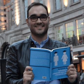 Entrevista a Benjamín Serra, alumno del Master en Community Management