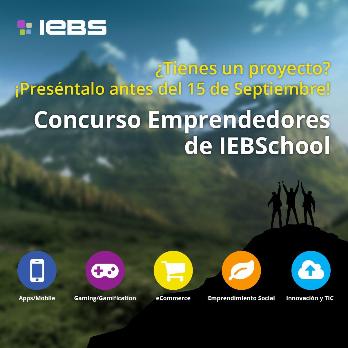 Alargamos el plazo para participar en el Concurso de Emprendedores