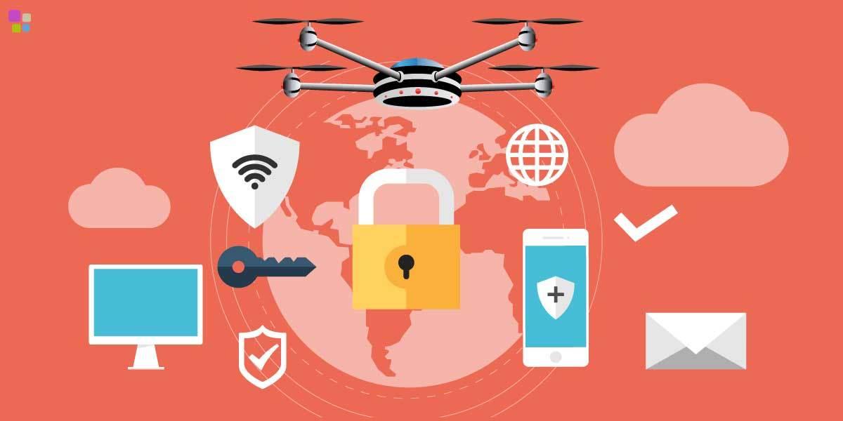 Las empresas que entreguen paquetes con Drones deberán contar con un plan de seguridad
