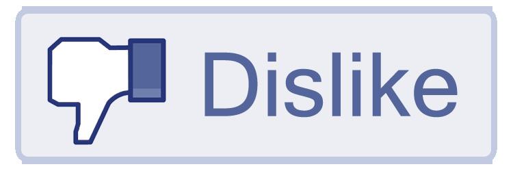 """Por fin podremos darle al """"no me gusta"""" de Facebook"""