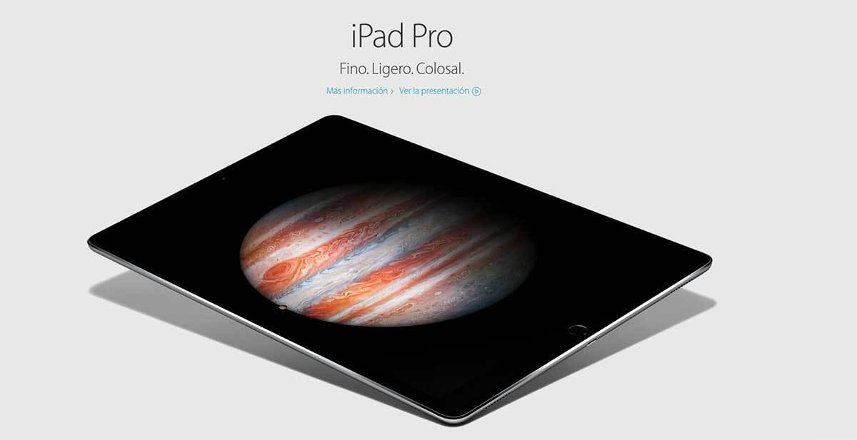 iPad Pro y Apple TV, las estrellas de la presentación del Keynote