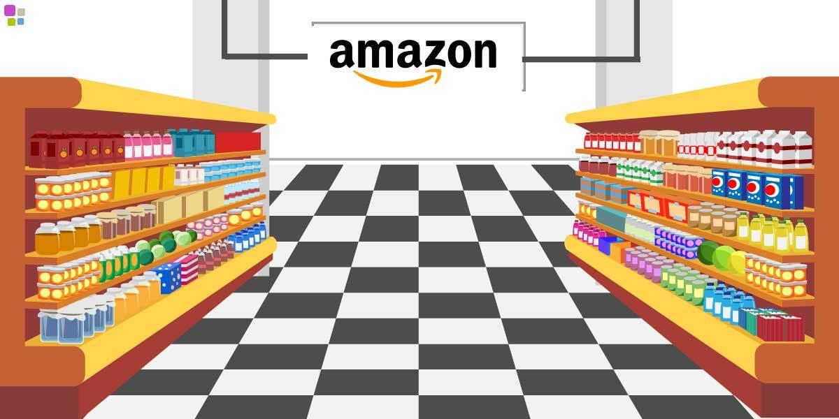 El nuevo supermercado de Amazon aterriza en España