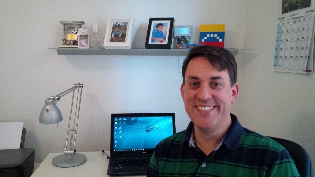 Entrevisa Reinaldo Boada