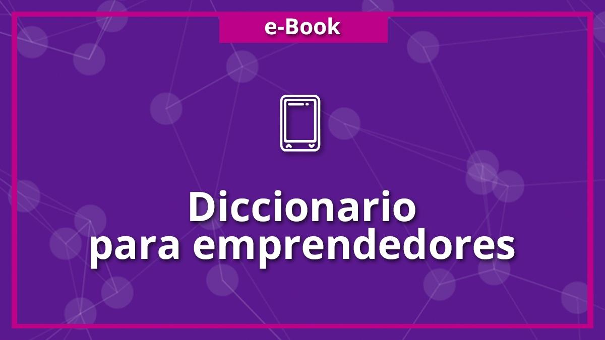 diccionario emprendedores
