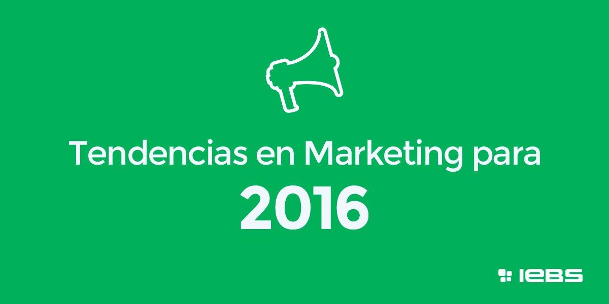 Las grandes predicciones y tendencias del Marketing Digital para 2016