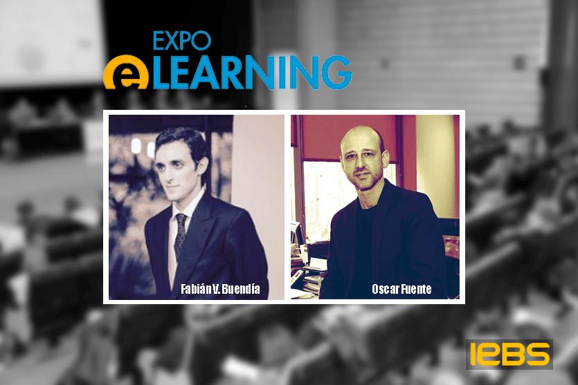 Por primera vez en la historia de Expoelearning; dos profesionales de la misma institución coinciden en el congreso