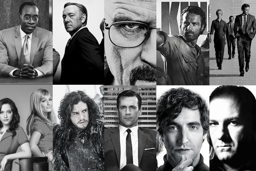 10 Series de TV inspiradoras para tus negocios