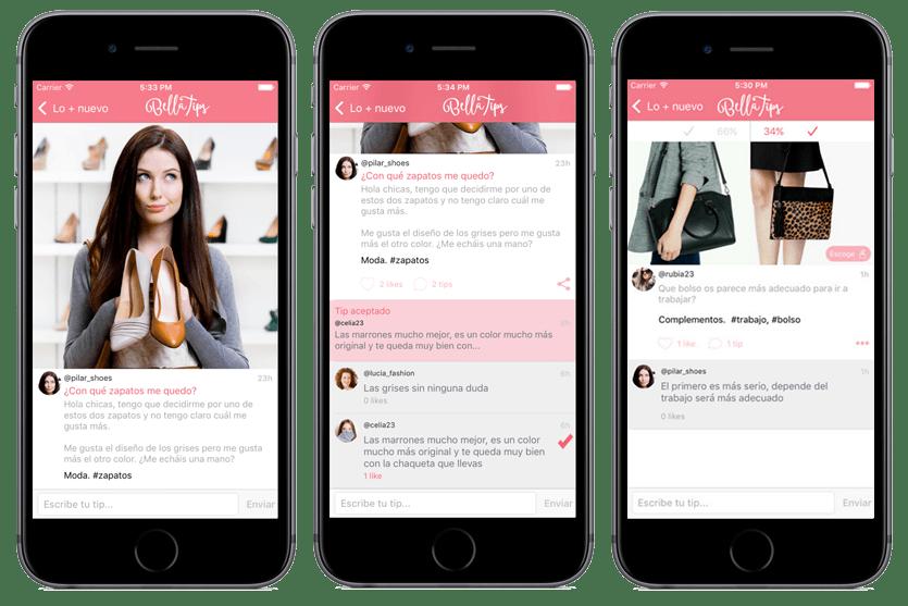 Conocemos la aplicación Bellatips de la mano de su fundador Sacha Fuentes
