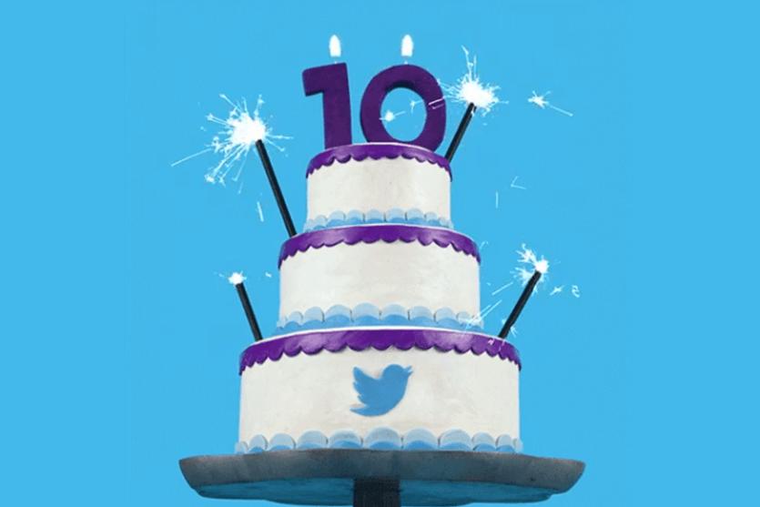 Twitter cumple 10 años y hacemos un repaso a su historia y récords