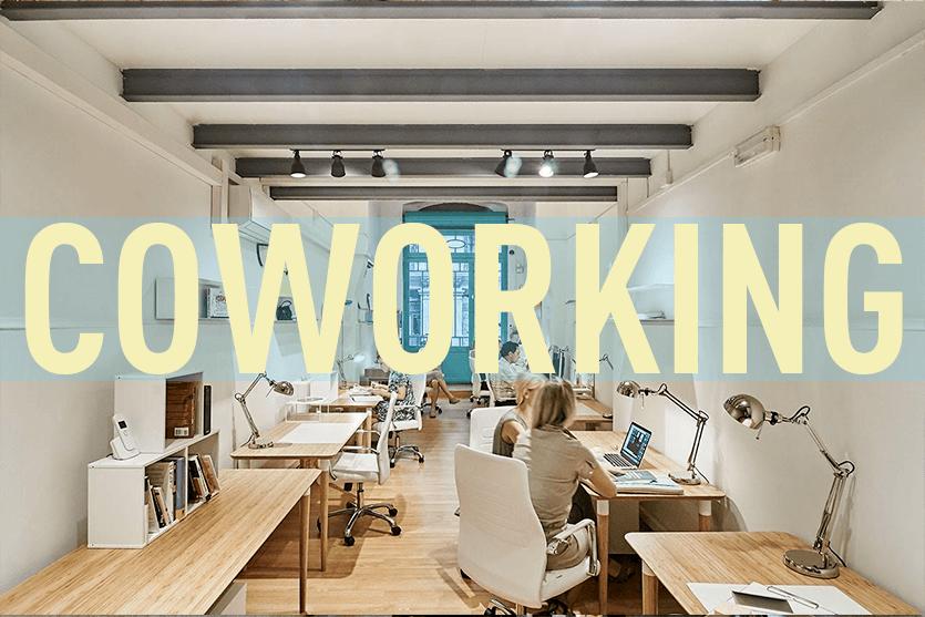 Los mejores espacios coworking de España