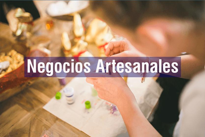 Los negocios artesanales se abren paso y se convierten en una buena oportunidad de éxito